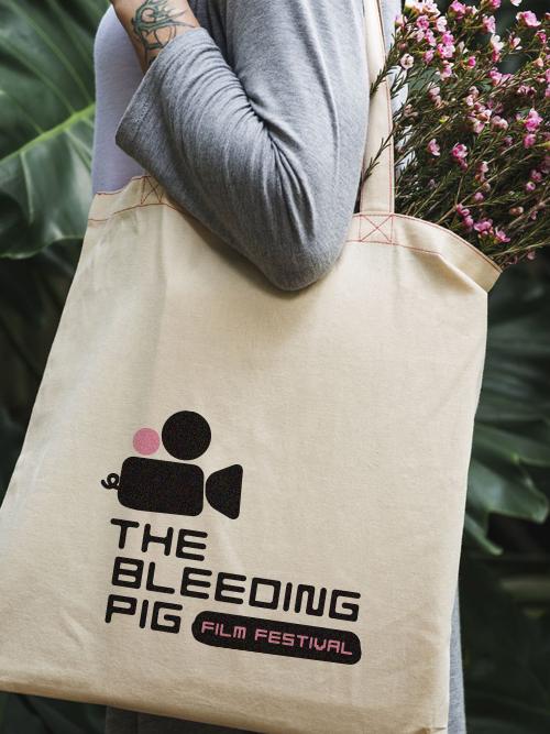 Bleeding Pig